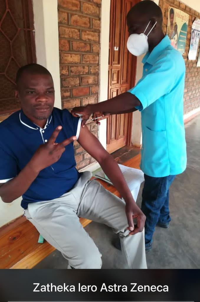vaccino AstraZeneca staff